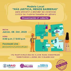 En Antioquia y Meta lanzan innovadora estrategia virtual para mitigar la pandemia de violencias contra las mujeres en aumento por el COVID-19  NICADO DE PRENSA