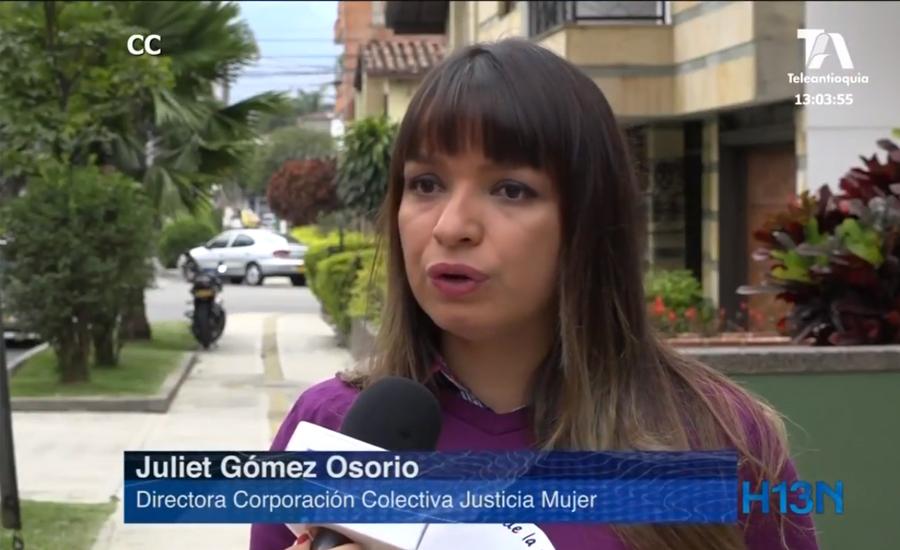 Hora 13 Noticias: Mujeres víctimas de violencia sexual recurrirán a la tutela para conseguir justicia en sus casos