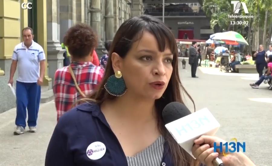 Hora 13 Noticias: En Medellín existe una subcomisión para atender a mujeres venezolanas