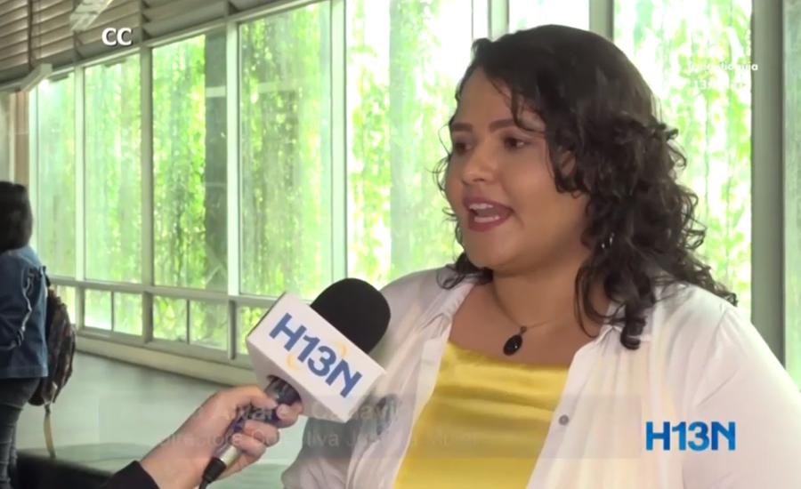 Hora 13 Noticias: Crean plataforma par mejorar la atención en casos de violencia contra las mujeres