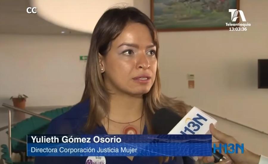 Hora 13 Noticias: Mujeres denuncian que en Medellín hay más casos de violencia intrafamiliar que de hurtos