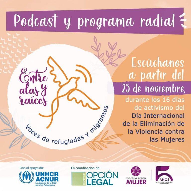 """Estrategia de comunicación virtual """"Mujeres Sin Fronteras"""""""