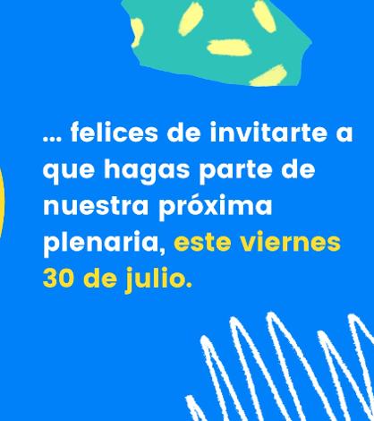 Plenaria #EnColectiva